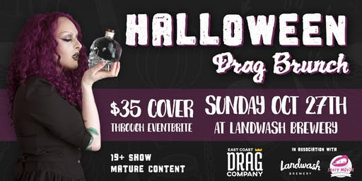 Halloween Drag Brunch