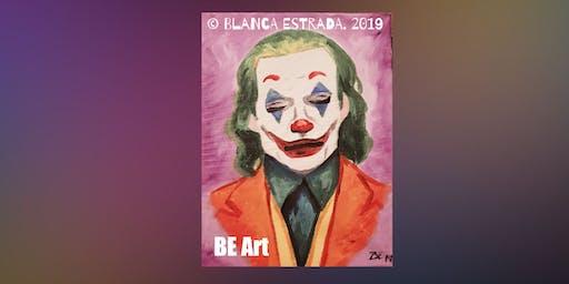 BE Art @ Alamo THE JOKER