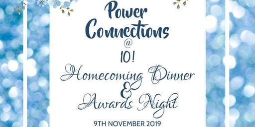 RCCG Power Connections  10th Year Anniversary Dinner & Awards Night