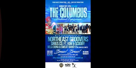 """THE COLUMBUS WEEKEND EXPERIENCE PART 2"" tickets"