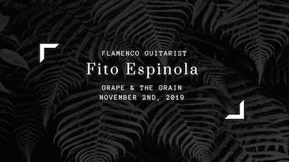 Live Music featuring Flamenco Guitarist Fito Espinola tickets
