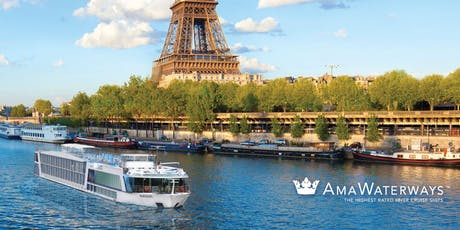 Discover the Wines on European Rivers tickets