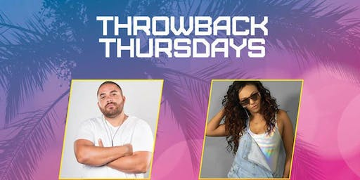 Throwback Thursday at Go Pool Free Guestlist - 10/24/2019