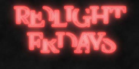 Redlight Fridays at Dirty Little Secret Free Guestlist - 10/25/2019 tickets