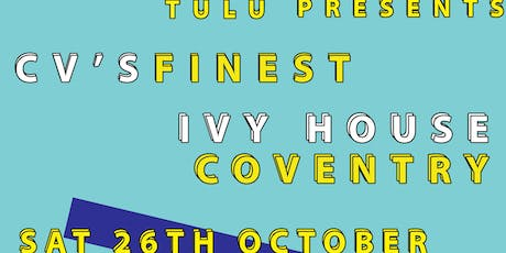 TULU Presents: CV's Finest tickets