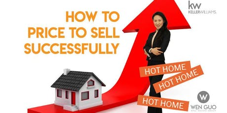 How to Price to Sell Successfully - a class for Sellers and Agents tickets