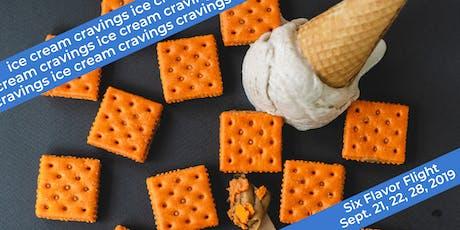 Ice Cream Cravings - Tasting Flight tickets