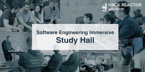 Software Engineering Immersive Prep: Study Hall