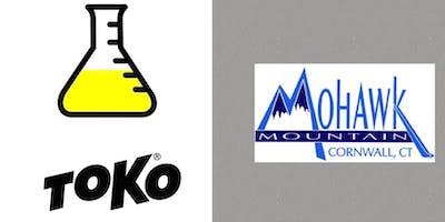 TOKO Tuning Lab #1  @ Mohawk Mountain