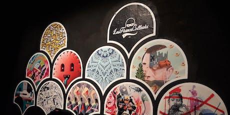 Exposición en realidad aumentada, Les Francs Colleurs tickets