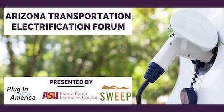 Arizona Transportation Electrification Forum tickets