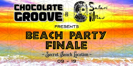 Chocolate Groove ~ Beach Party Finale