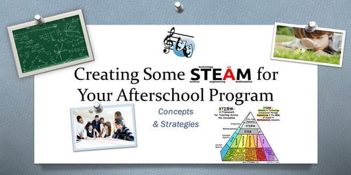 Creating Some STEAM for Your After School Program