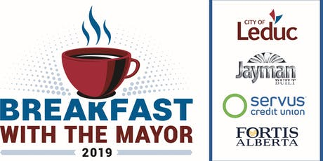 Breakfast with the Mayor tickets