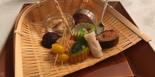 TORINO presents: Japanese Omakase SUSHI KAISEKI Dinner by Chef Hayashi