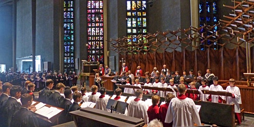 Choral Evensong on Sunday