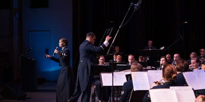 US Air Force Band of the Golden West and the Sacramento Symphonic Winds