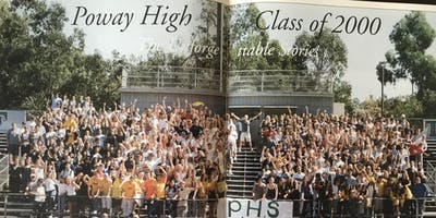 Poway High Class of 2000 20-Year Reunion