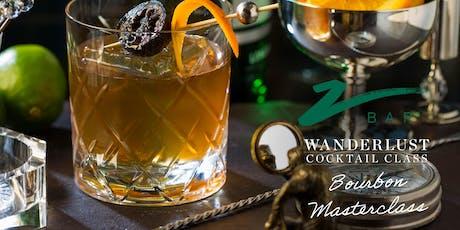 Wanderlust: Bourbon Masterclass tickets