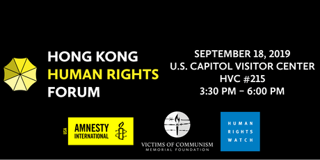 Hong Kong Human Rights Forum tickets