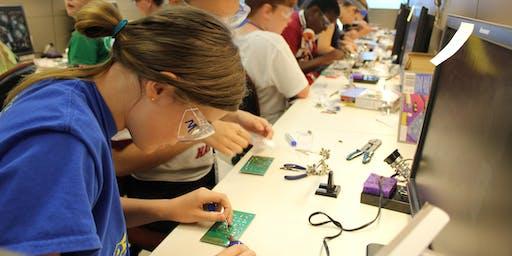 Zen Maker Club - Electronics - After School Program - Braemar Elementary