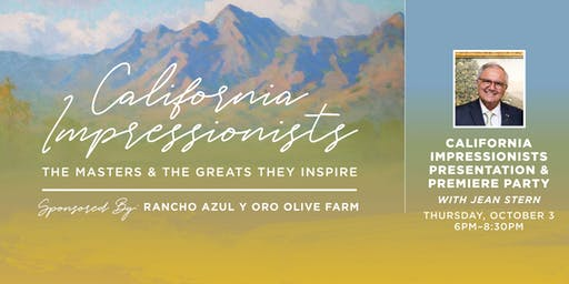 California Impressionists Presentation & Premiere Party
