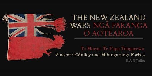 BWB Talks: Ngā Pakanga o Aotearoa Talk | The New Zealand Wars