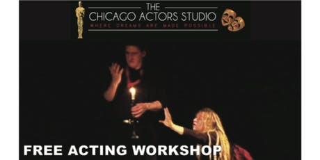 Introductory Acting Workshop (FREE after deposit refund) tickets