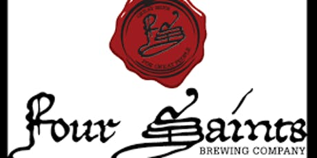 Four Saints Brewing Free Beer tasting tickets
