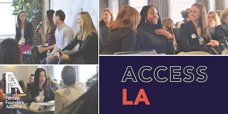 Access Los Angeles tickets