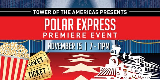 The Polar Express™​ Premiere Event