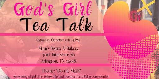 Gods Girls Tea Talk