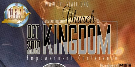 Tri-State Council Empowerment Conference tickets