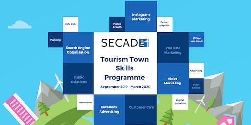 SECAD Tourism Towns Skills Programme - YouTube Marketing (Half Day)