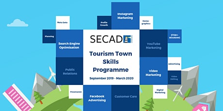 SECAD Tourism Towns Skills Programme - Facebook Advertising (Half Day) tickets