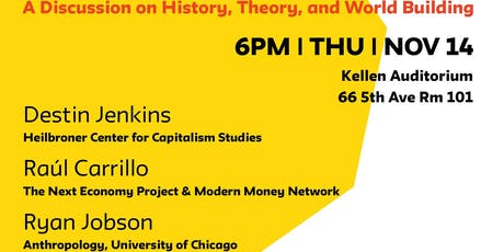 Race and Capitalism or Racial Capitalism? tickets