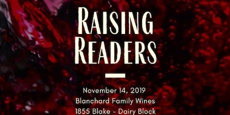 Raisin' Readers tickets