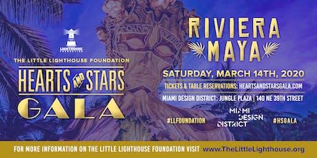 Hearts & Stars Gala: Riviera Maya tickets