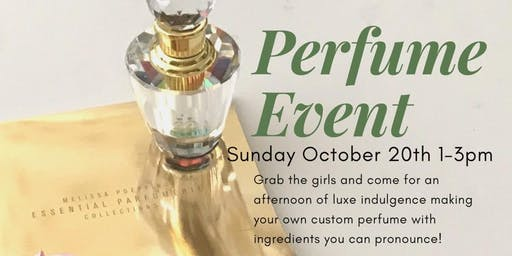 Perfumery Workshop
