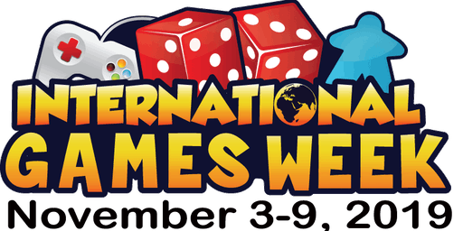 International Games Week @ BH