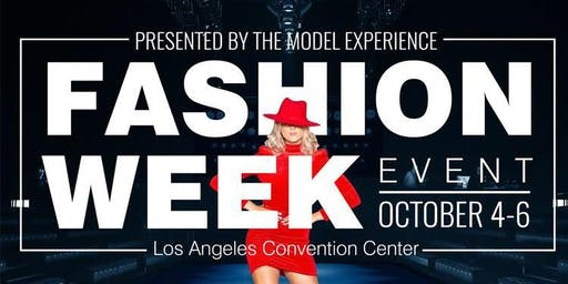 Shows In Los Angeles >> Los Angeles Ca Fashion Shows Events Eventbrite