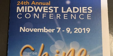 Midwest Ladies Conference tickets