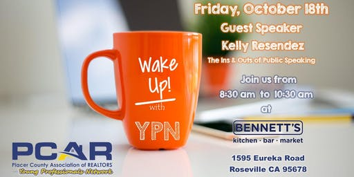 Wake Up with PCAR YPN!