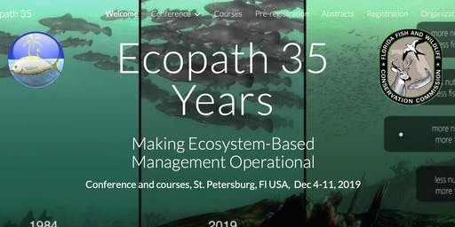 Ecopath 35th Anniversary Conference