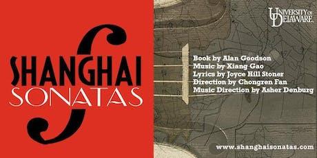 Shanghai Sonatas tickets