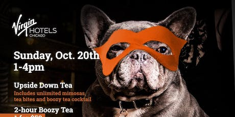 Halloween Pup of Tea - Benefiting PAWS tickets