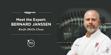 Professional Knife Skills Class - Queen Anne Uptown tickets
