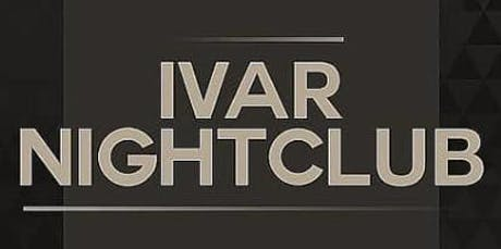Ivar Fridays at Ivar Free Guestlist - 10/04/2019 tickets