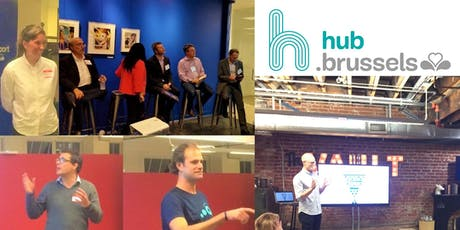 Hub.Brussel's 5th Entrepreneurs Pitch Night tickets
