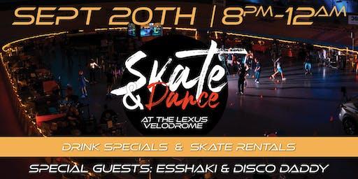 Skate & Dance at the Lexus Velodrome